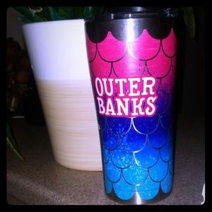 """Outer Banks """"Secretly a Mermaid"""" Tervis Hot/Cold"""